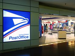 US post office image